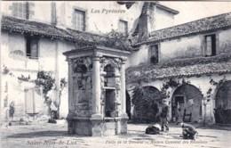64 -  Pyrénées Atlantiques -  SAINT JEAN DE LUZ -  Puits De La Douane -  Ancien Couvent Des Recollets - Saint Jean De Luz