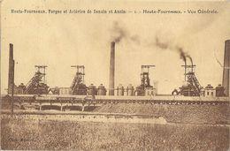 Hauts-Fourneaux, Forges Et Aciéries De Denain Et Anzin (Nord): N° 1: Vue Générale - Cliché Mésière - Industrie
