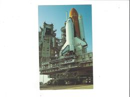 CONQUETE SPATIALE    KENNEDY   SPACE CENTER  COLOMBIA  PAD  39A  *****      A   SAISIR  ******* - Aviation