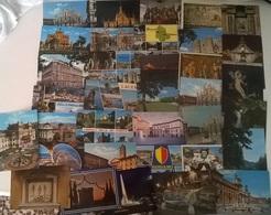 35 CARTOLINE ITALIA 5) - Cartoline