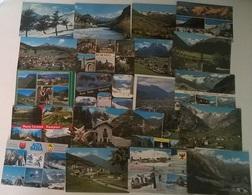 20 CARTOLINE MONTAGNA  (9) - Cartoline