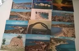 12 CARTOLINE SARDEGNA   (13) - Cartoline