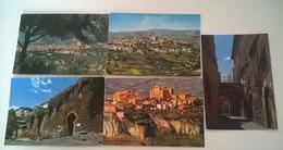 5 CARTOLINE ORVIETO  (15) - Cartoline