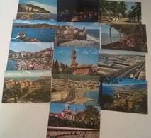 13 CARTOLINE LIGURIA (18) - Cartoline