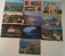 10 CARTOLINE PUGLIA (19) - Cartoline