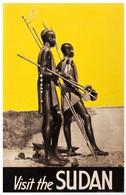 @@@ MAGNET - Visit The Sudan - Publicitaires