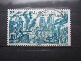 """VEND BEAU TIMBRE DE POSTE AERIENNE DE LA REUNION N° 40 , OBLITERATION """" SAINT-DENIS """" !!! - Réunion (1852-1975)"""