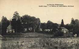 Le Perche Pittoresque NOCE (Orne) Lr Chateau De Saint Hilaire ,coté Ouest RV - Frankreich