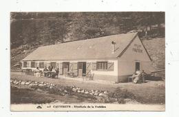 Cp, Hotels & Restaurants , 65,CAUTERETS ,hôtellerie De La FRUITIERE ,ed. Cap N° 113,  2 Scans ,  Vierge - Hotels & Gaststätten
