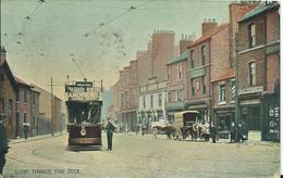 Slake Terrace,Tyne Dock 1910 - England