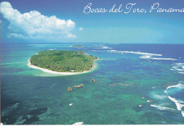 PANAMA - ZAPATILLA ISLANDS, BOCAS DEL TORO - Panama