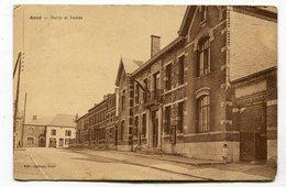 CPA  59 : ANOR  Mairie Et écoles  VOIR  DESCRIPTIF §§§ - France
