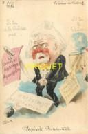 Illustrateur Roberty, Aquarelle Série Limitée, Perplexité Présidentielle, Affaires, Justice, Franc-maçonnerie... - Other Illustrators