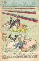 Illustrateur Bobb, Visite D'Alphonse XIII Roi D'Espagne, Revue De Chalons - Illustrators & Photographers