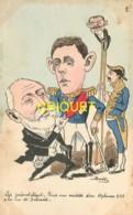 Illustrateur Bobb, Visite D'Alphonse XIII Roi D'Espagne, Les Présentations - Illustrators & Photographers
