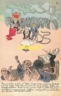 Illustrateur Bobb, Visite D'Alphonse XIII Roi D'Espagne, Représentation De Gala - Illustratori & Fotografie
