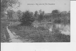 DECIZE : Un Coin De L'Ile Caqueray - Decize
