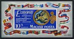 UNGARN 1974 Bl.113B Postfrisch (114204) - Ungarn