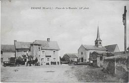 Lot 22 1 C P A Brigné - Francia