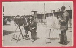 Camp De Celle-Lager (ou Cellelager) - Gefangenlager - MuBestunden -1916 (see Always Reverse ) - Oorlog 1914-18