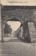 CPA - Hombourg Haut - Porte - Altri Comuni