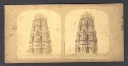 China ± 1850, LOUIS LE GRAND PHOTO PAGODA, RARE - Stereoscoop