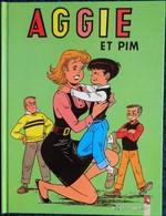 AGGIE N° 3 - AGGIE ET PIM - Éditions Vents D'Ouest - ( 1998 ) . - Bücher, Zeitschriften, Comics