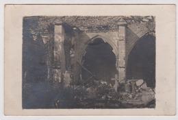 NOYON - Carte Photo Bombardement WW1 / Guerre / Oise - Noyon
