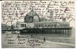 CPA - Carte Postale - France - Nice - Le Palais Et La Jetée- 1911 (M8105) - Monuments, édifices