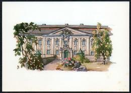C4354 - TOP Künstlerkarte - Schloss Gobelburg - Pfingstsammlung Des Landes Niederösterreich - Châteaux