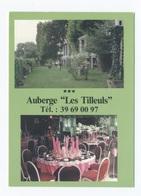 """LOUVECIENNES 78   Auberge """" Les Tilleuls """"      -- RECTO / VERSO-- B53 - Louveciennes"""