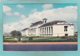 Small Old Post Card Of Supreme Court,Accra,Ghana,V66. - Ghana - Gold Coast