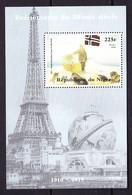 REPUBLIQUE  DU NIGER  1911 - Antarktis-Expeditionen