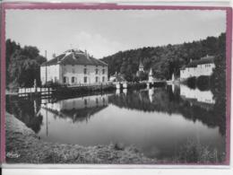 88.- DARNEY Et Ses Environs  DROITEVAL .- Le Château Et Le Lac - Darney