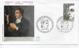 PREMIER JOUR D' EMISSION  N° 868 Histoique FDC - FDC