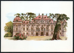 C4358 - TOP Künstlerkarte - Schloss Riegersburg - Pfingstsammlung Des Landes Niederösterreich - Hollabrunn
