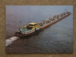 KATINKA OIL BARGE - Tankers