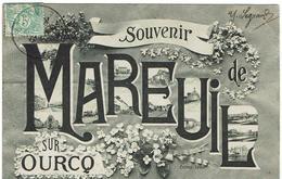 CPA - 60 - MAREUIL SUR OURCQ - Souvenir - - Frankrijk