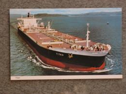 TANKER TITAN - Tankers