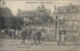 *BEUZEVILLE. MAISON NORMANDE - France