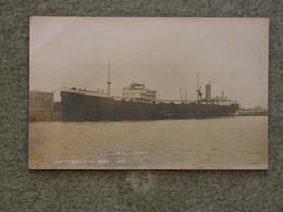RADIX TANKER IN ROTTERDAM 1922 RP - Tankers
