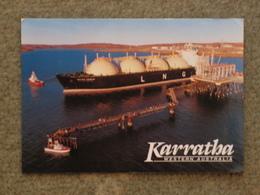 NORTHWEST SANDERLAND LNG CARRIER - Tankers