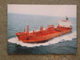 JOHNSON LINE JOHNSON CHEMSPAN OFFICIAL - Tankers