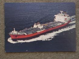 JOHNSON LINE JOHNSON CHEMSTAR OFFICIAL - Tankers