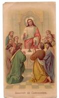 Devotie - Devotion - Communie Communion - Yvonne Decoster - Desselgem 1926 - Communion