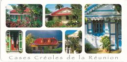 ILE LA REUNION - CASES CREOLES - Reunion