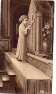 Devotie - Devotion - Communie Communion - Clara Noterdaeme - Alveringem 1934 - Communion
