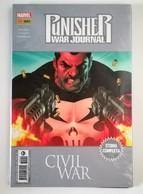 Punisher War Journal ( Marvel Mega N. 40 ) - Panini Comics Agosto 2007 - Superhelden