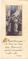 Devotie - Devotion - Communie Communion - Louise Quesnoit - Roubaix 1932 - Communion