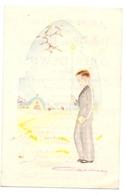Devotie - Devotion - Communie Communion - Omer Dewulf - Bellem 1946 - Communion